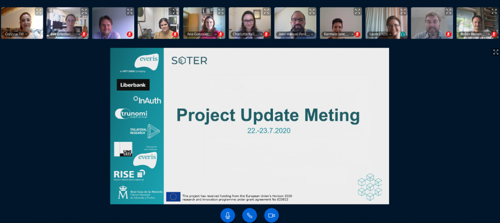 SOTER project meeting